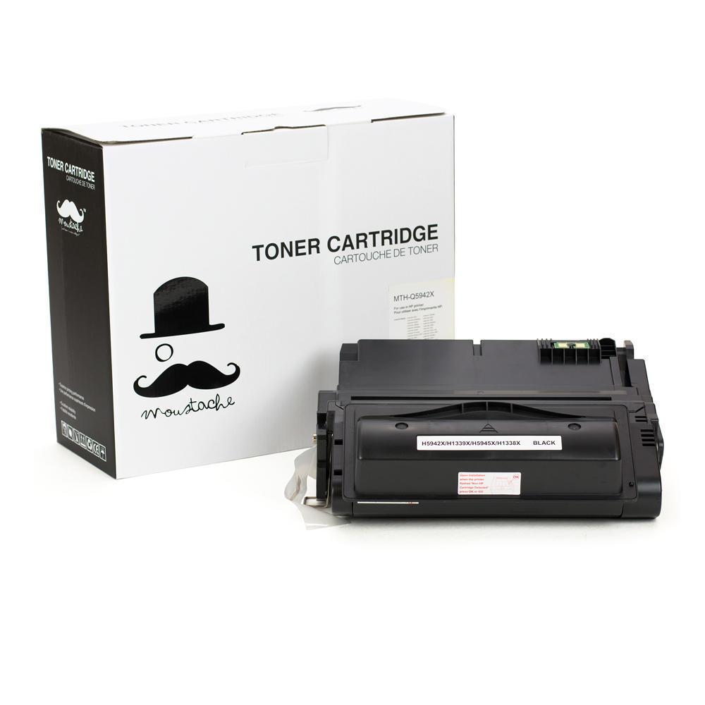 Compatible HP 39A Q1339A Black Toner Cartridge – Moustache