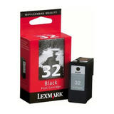 Lexmark 32 18C0032 Original Black Ink Cartridge