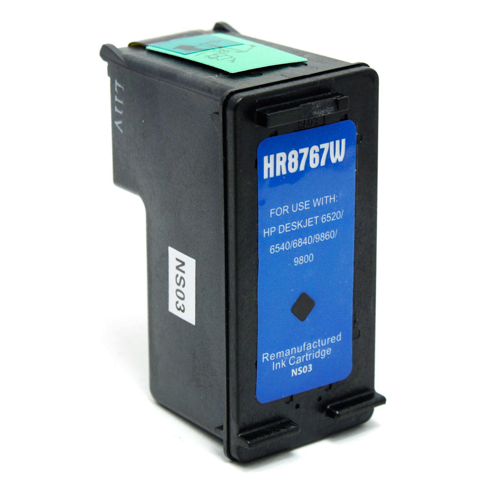 Remanufactured HP 96 C8767WN Black Ink Cartridge - G&G™