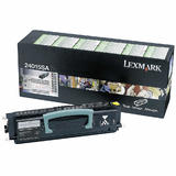 Lexmark 24015SA Original Black Return Program Toner Cartridge