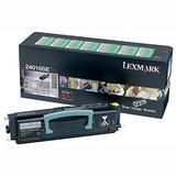 Lexmark 24015SA Original Black Return Program Toner Cartridge