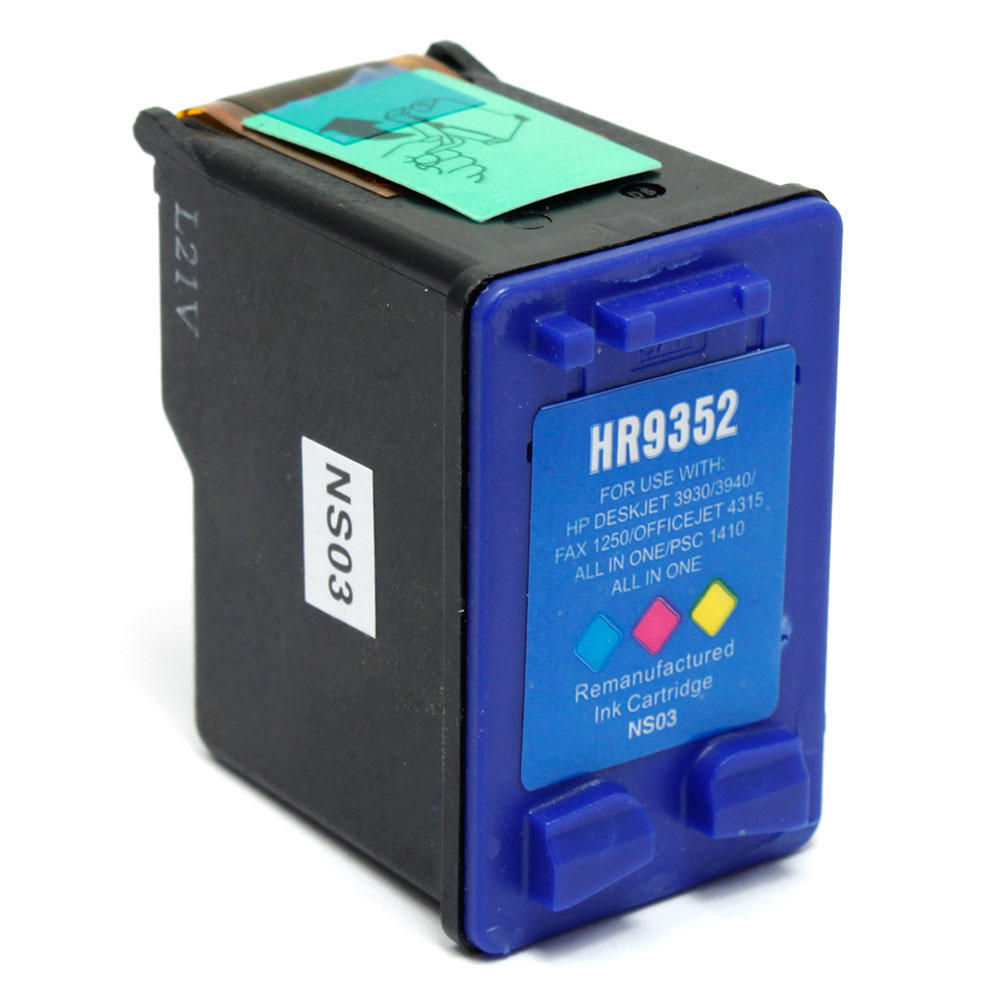 Remanufactured HP 22 C9352AN Color Ink Cartridge – G&G