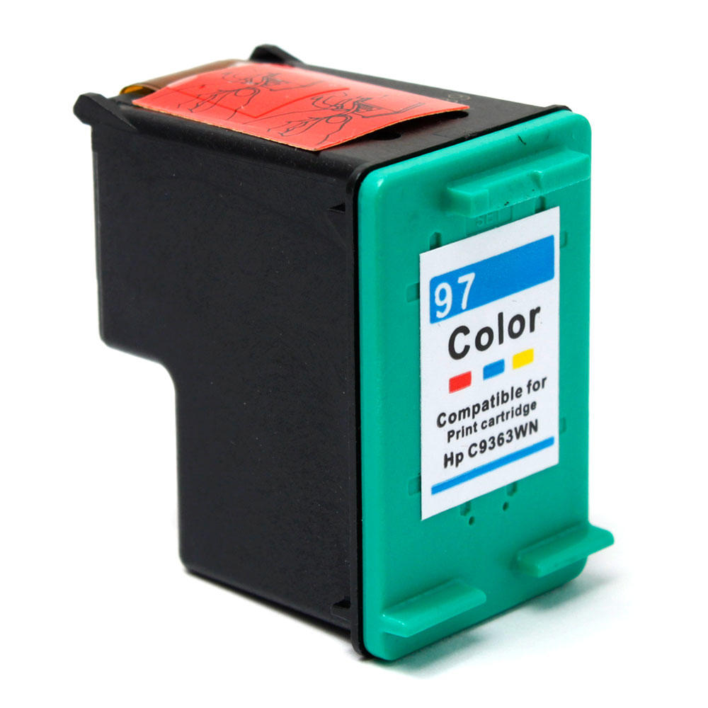 Remanufactured HP 97 C9363WN Tri-color Ink Cartridge - G&G™