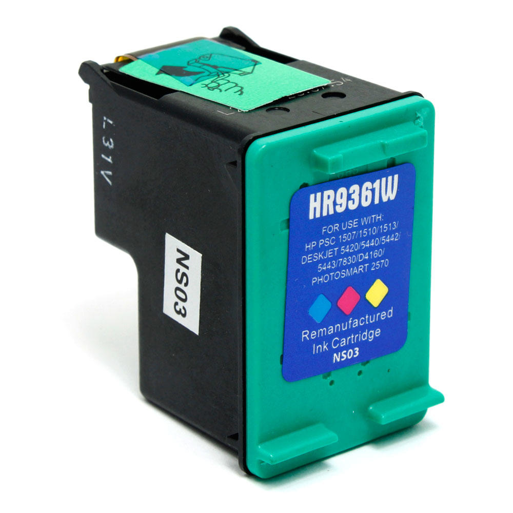 Remanufactured HP 93 C9361WN Color Ink Cartridge – G&G