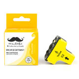 Remanufactured HP 02 C8773WN Yellow Ink Cartridge - Moustache®