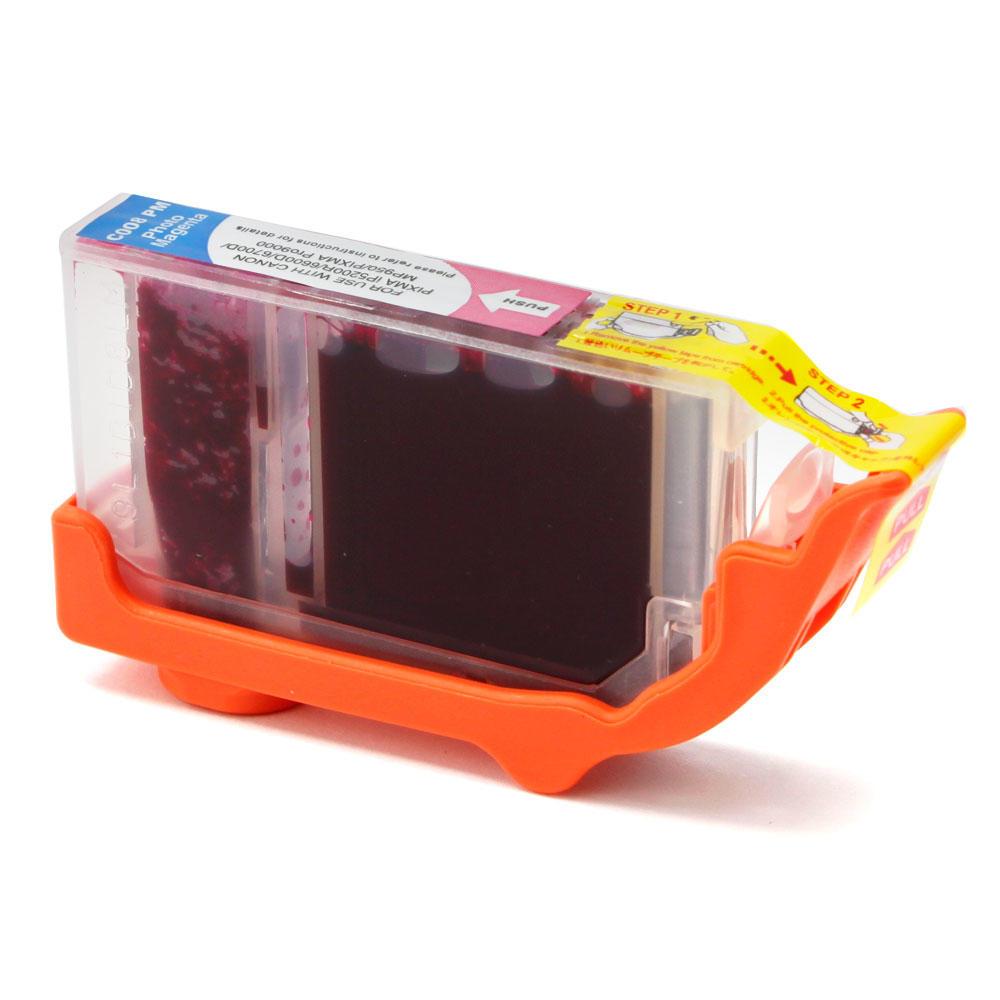 Replacement Canon PIXMA 6500 Printer Photo Magenta Ink Cartridge - For CLI-8PM Photo 311344242