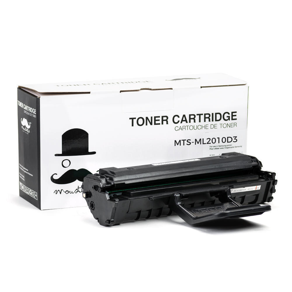 Samsung ML-2010D3 Compatible Black Toner Cartridge High Yield - Moustache®