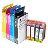 Canon CLI-8 Compatible Ink Cartridge Combo BK/C/M/Y - Moustache®