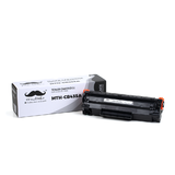 Compatible HP 35A CB435A Black Toner Cartridge - Moustache®