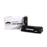 Compatible HP 49A Q5949A Black Toner Cartridge - Moustache®