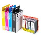 Canon PGI5 CLI8 Compatible Ink Cartridge Combo BK/C/M/Y (0628B027) - Moustache®