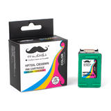 Remanufactured HP 75XL CB338WN Color Ink Cartridge High Yield - Moustache®