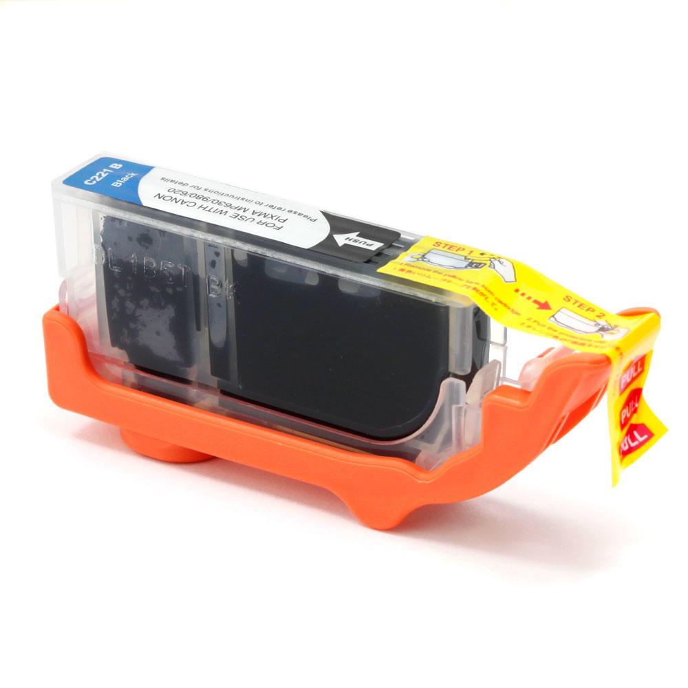 Canon CLI-221BK 2946B001 Compatible Black Ink Cartridge at ...