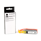Canon CLI-221BK Compatible Black Ink Cartridge (2946B001) - Moustache®