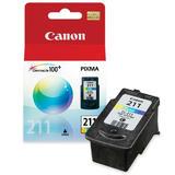 Canon CL-211 2976B001 Original Color Ink Cartridge