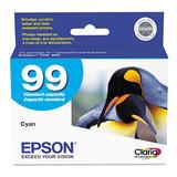 Epson 99 T099220 Original Cyan Ink Cartridge