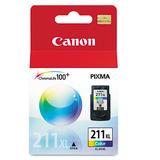 Canon CL211XL 2975B001 Original Color Ink Cartridge High Yield