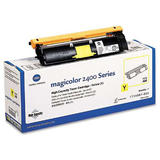 Konica-Minolta 1710587-005 Original Yellow Toner Cartridge