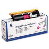 Konica-Minolta 1710587-006 Original Magenta Toner Cartridge