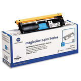 Konica-Minolta 1710587-007 originale Cyan Toner Cartridge