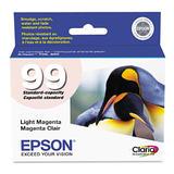 Epson 99 T099620 Original Light Magenta Ink Cartridge