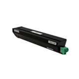 Okidata 43502301 Type 9 Compatible Black Toner Cartridge