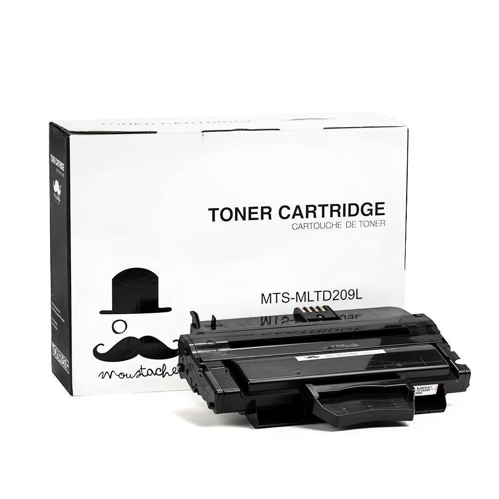 Samsung MLT-D209L Compatible Black Toner Cartridge - Moustache®