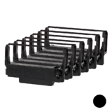 Epson ERC38 Compatible Black Ribbon - 6/Pack