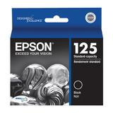 Epson 125 T125120 Original Black Ink Cartridge