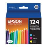 Epson T124520 Original Colour Ink Cartridge Combo C/M/Y