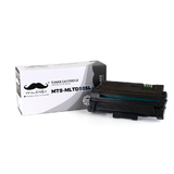 Samsung MLT-D105L Compatible Black Toner Cartridge - Moustache®
