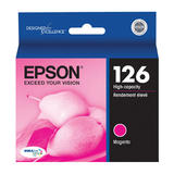 Epson 126 T126320 Original Magenta Ink Cartridge