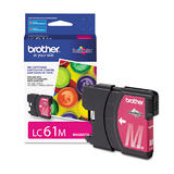 Brother LC61M Original Magenta Ink Cartridge