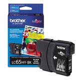 Brother LC65BK Original Black Ink Cartridge High Yield