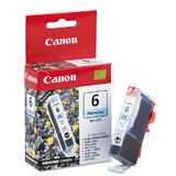 Canon BCI-6PC Original Photo Cyan Ink Cartridge (4709A003)