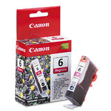 Canon BCI-6M Original Magenta Ink Cartridge (4707A003)