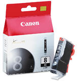 Canon CLI-8BK 0620B002 Original Black Ink Cartridge