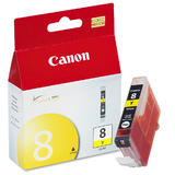 Canon CLI-8Y (0623B002) Original Yellow Ink Cartridge