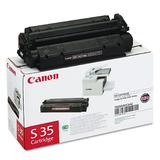 Canon S35 7833A001AA Original Black Toner Cartridge