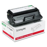 Lexmark 08A0476 Original Black Return Program Toner Cartridge