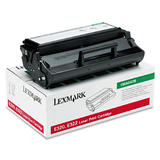Lexmark 08A0478 Original Black Return Program Toner Cartridge High Yield