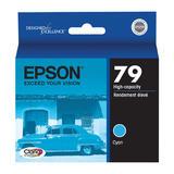 Epson T079220 Original Cyan Ink Cartridge