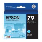 Epson T079520 Original Light Cyan Ink Cartridge