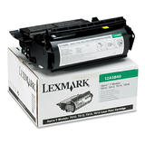 Lexmark 12A5840 Original Black Return Program Toner Cartridge