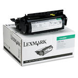 Lexmark 12A6860 Original Black Return Program Toner Cartridge