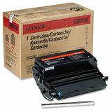 Lexmark 1382150 Original Black Toner Cartridge High Yield