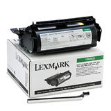 Lexmark 1382925 Original Black Return Program Toner Cartridge High Yield