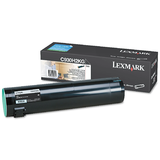 Lexmark C930H2KG Original Black Toner Cartridge High Yield