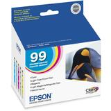 Epson 99 T099920 Original Colour Ink Cartridge Combo C/M/Y/LC/LM