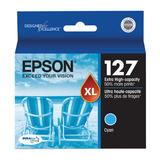 Epson T127220 Original Cyan Ink Cartridge Extra High Yield